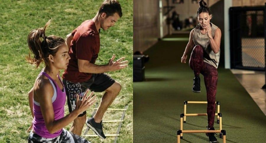 Reebook Fitness Tour Bogotá 2017