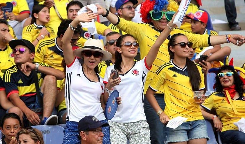 Aficionados de Colombia