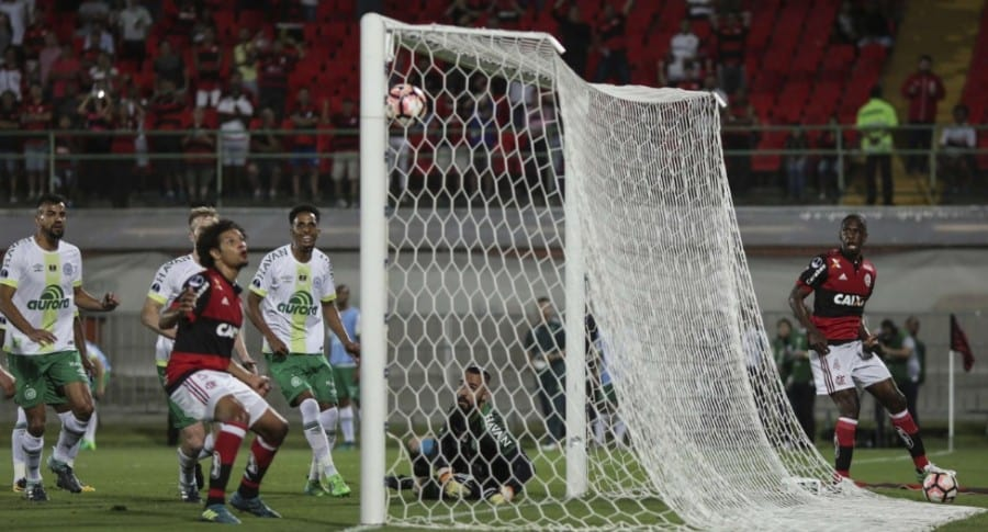 Flamengo 4-0 Chapecoense