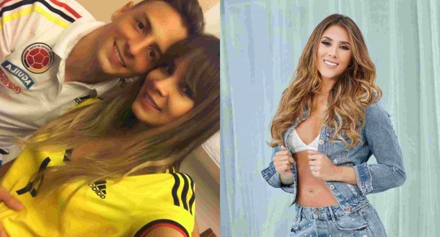 Cuánto gastan en ropa las esposas de los futbolistas colombianos