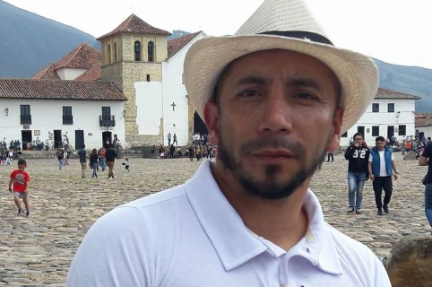 Nelson Eduardo Velandia, rector asesinado