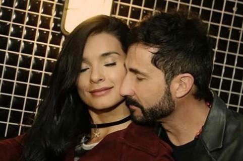 Paola Rey y Juan Carlos Vargas
