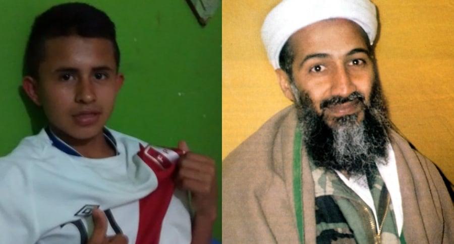 Osama Vinladen / Osama Bin Laden