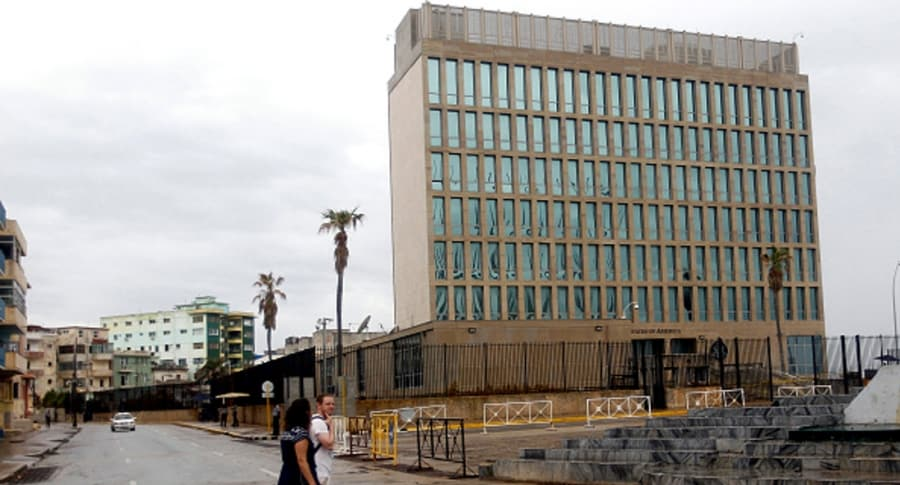 Embajada Habana