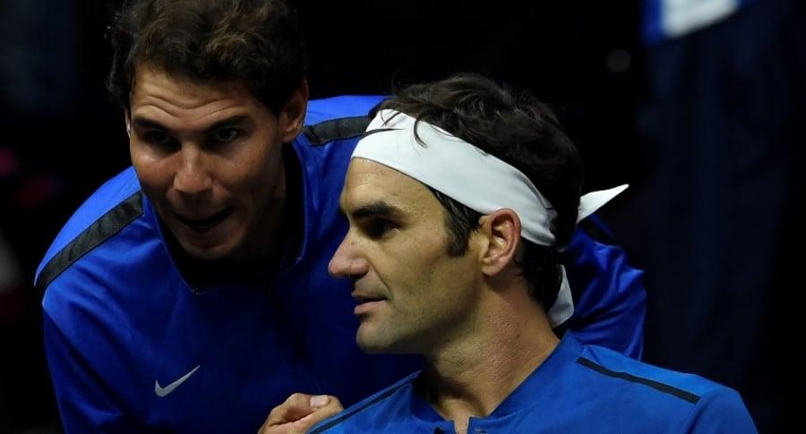 Nadal vs. Federer
