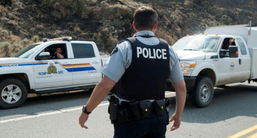 Policía de Canadá