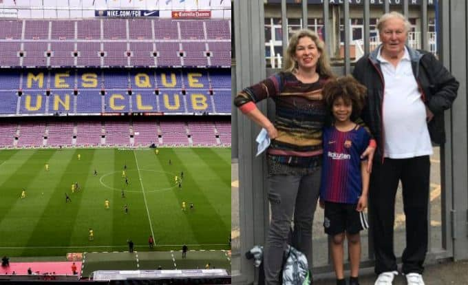 Barcelona v Las Palmas