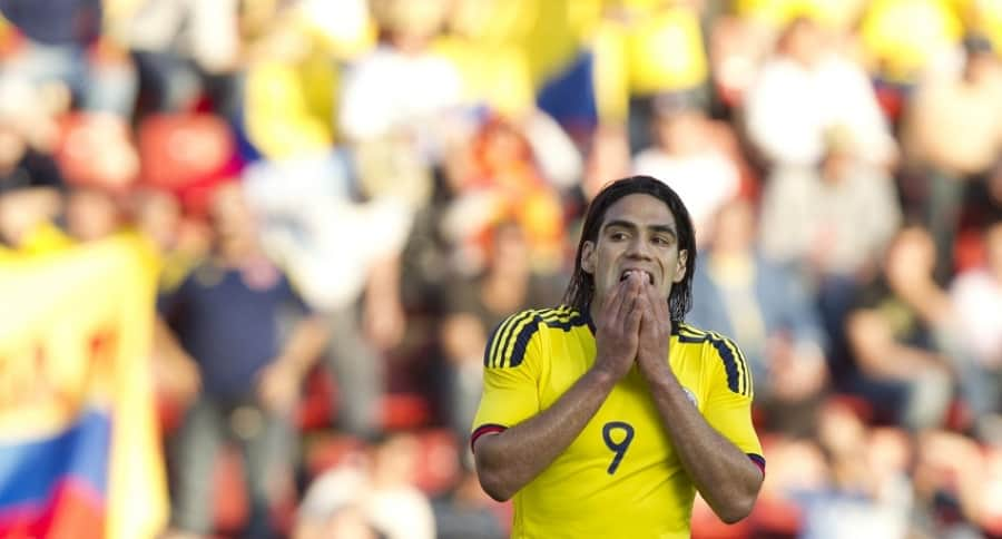 Colombia v Bolivia