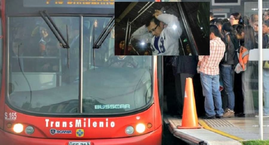 Denuncian abuso sexual en Transmilenio
