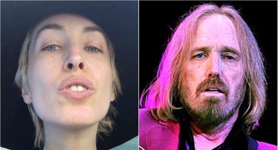 Annakim Violette Petty / Tom Petty