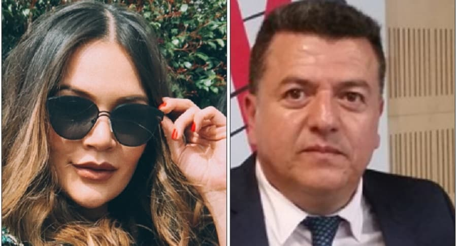 Lina Tejeiro y Hugo Ospina