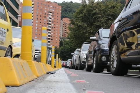 Cierres viales Secretaría de Movilidad