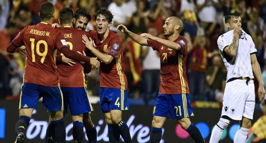 España al Mundial