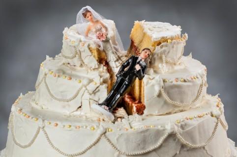 Ponqué de matrimonio