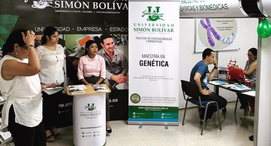 Universidad Simón Bolívar, de Barranquilla, la más innovadora, según el ranking