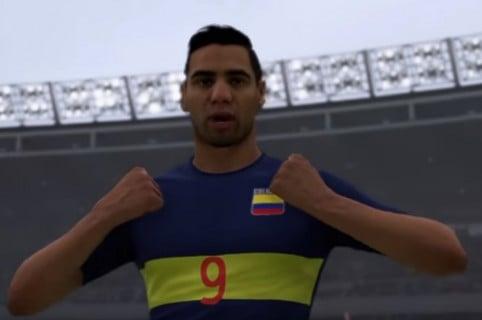 Falcao en FIFA 18