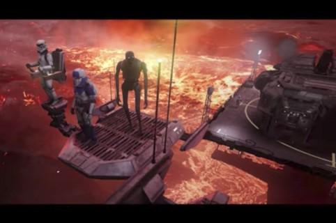 'Star Wars: Secrets of the Empire'. Pulzo.