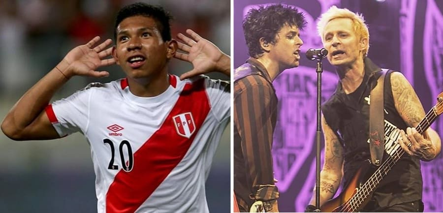 Perú y Green Day