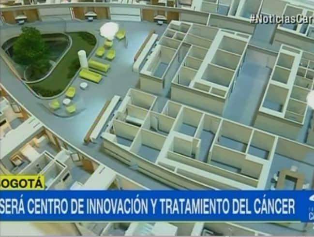 Centro de Tratamiento e Investigación sobre Cáncer Luis Carlos Sarmiento Angulo. Pulzo.