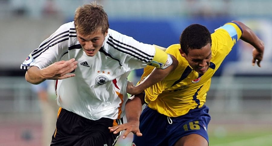 Colombia v Germany - U17 World Cup