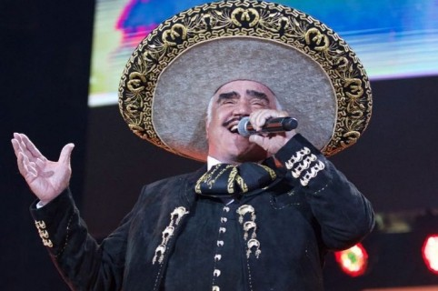 Vicente Fernández. Pulzo.
