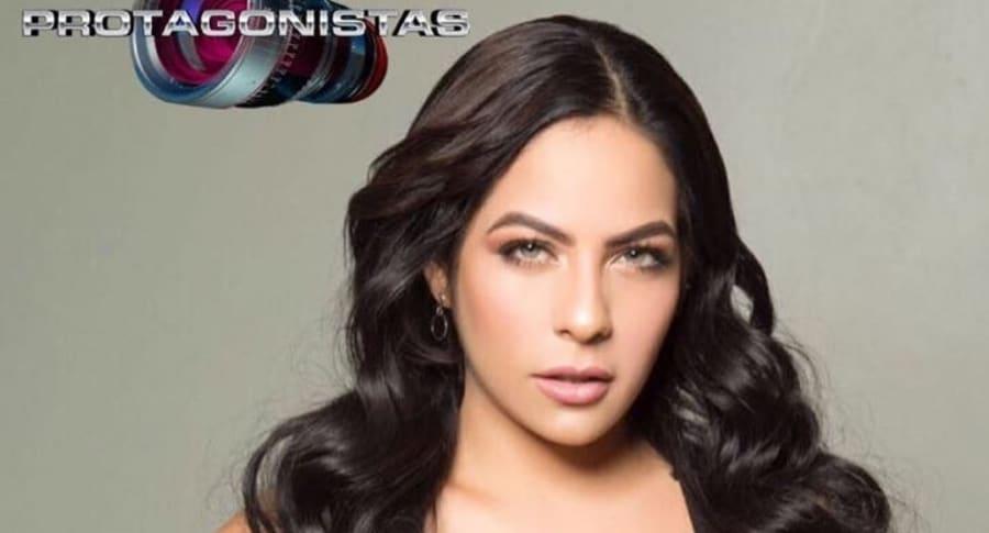 Laura Ojeda, participante de 'Protagonistas' de RCN.