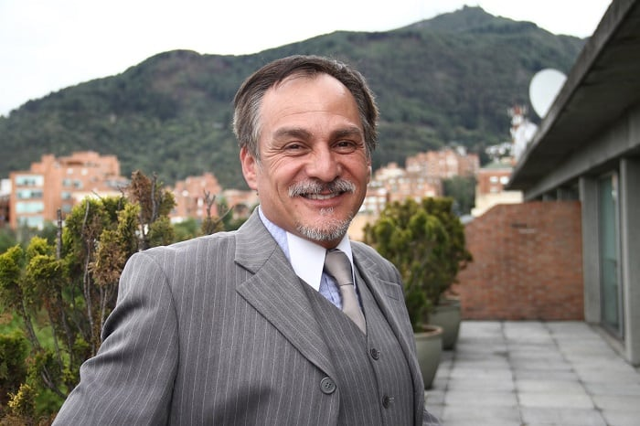 Carlos Hurtado, actor.