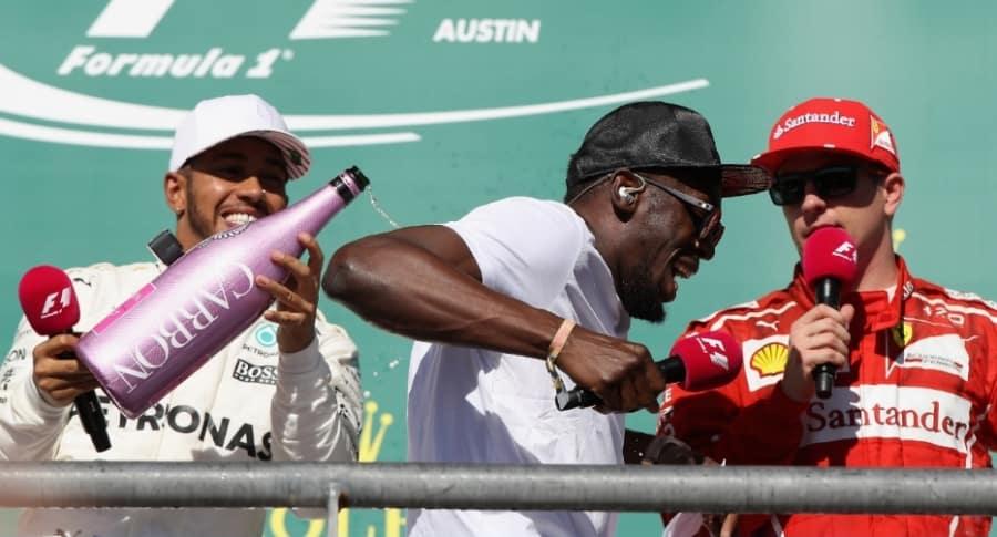 Hamilton y Bolt