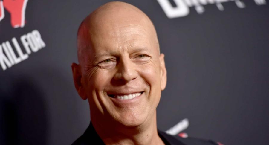 Bruce Willis. Pulzo.