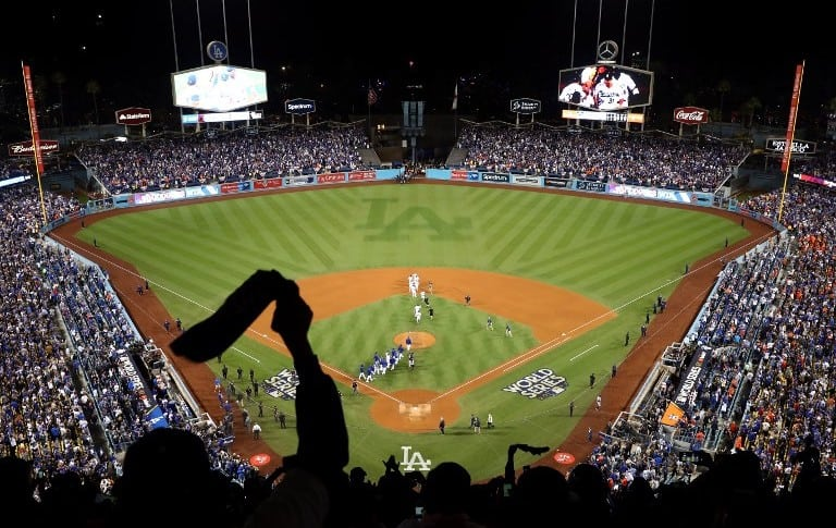 Estadio Dodger - Serie Mundial