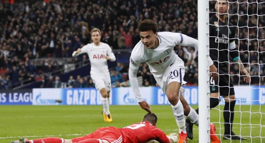 Tottenham 3-1 Real Madrid