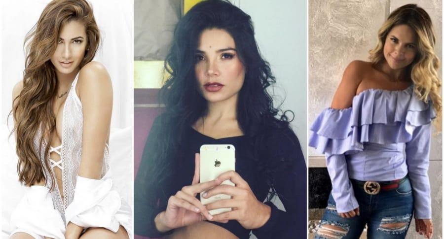 Nanis Ochoa, Diana Franco y Alejandra Serje. Pulzo.