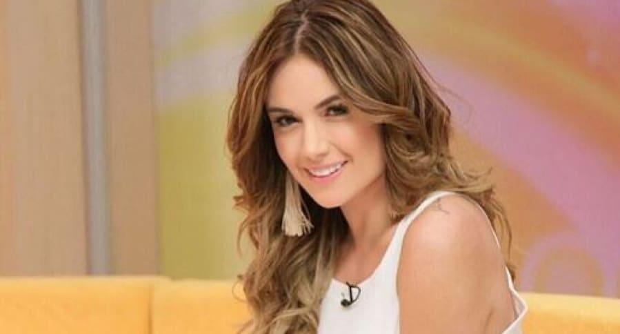 Sara Uribe, presentadora y modelo