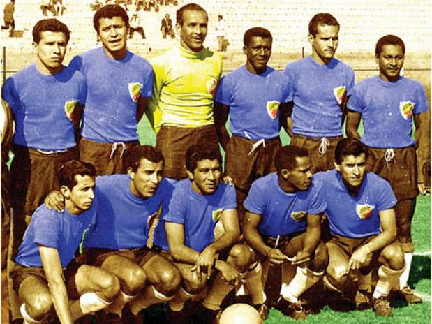 Colombia, Mundial Chile 62