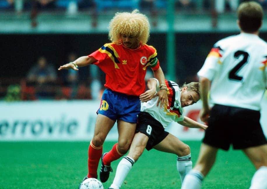 Colombia, Italia 90
