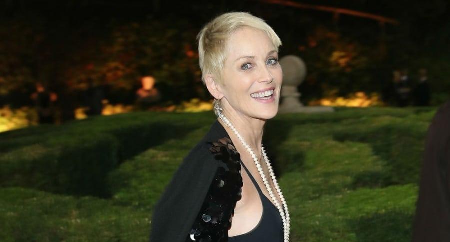Sharon Stone, actriz.