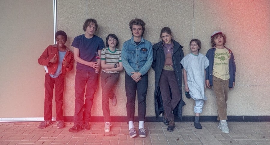 Actores de 'Stranger Things'. Pulzo.