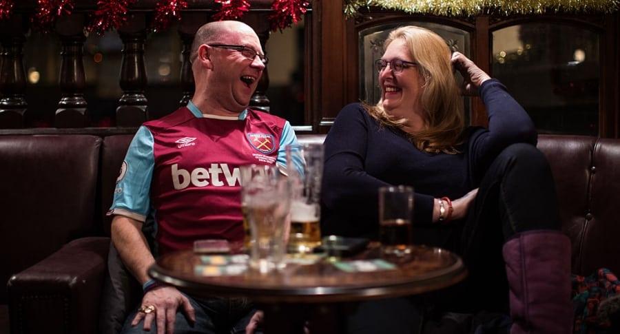 Fútbol y cerveza