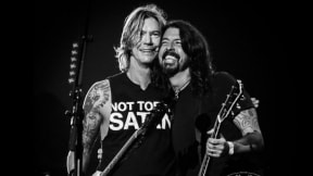 Duff McKagan y Dave Grohl. Pulzo.