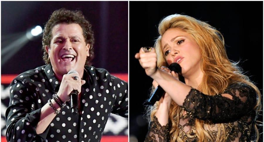 Carlos Vives / Shakira