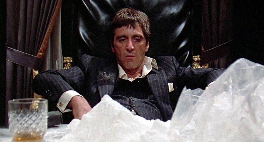 Tony Montana, personaje del filme 'Scarface'