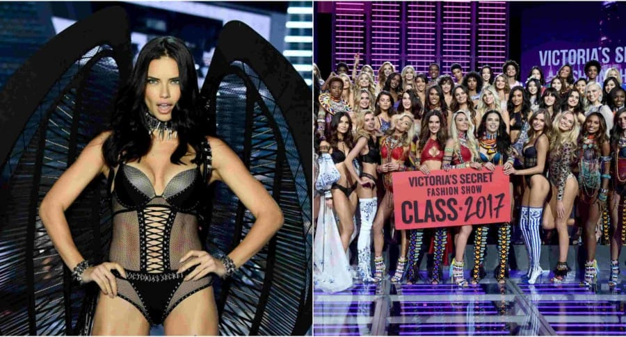 Desfile Victoria's Secret China 2017