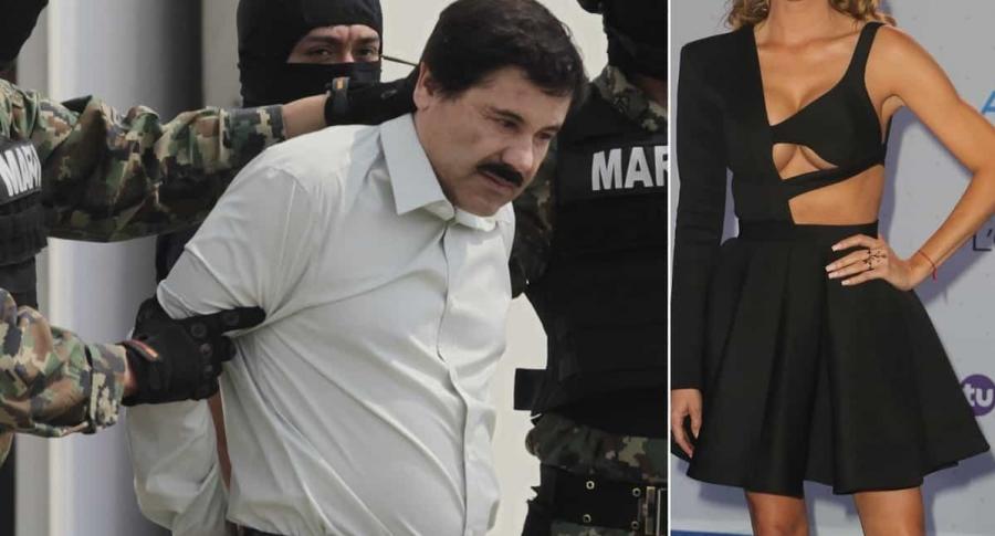 'El Chapo' Guzmán, narcotraficante mexicano.