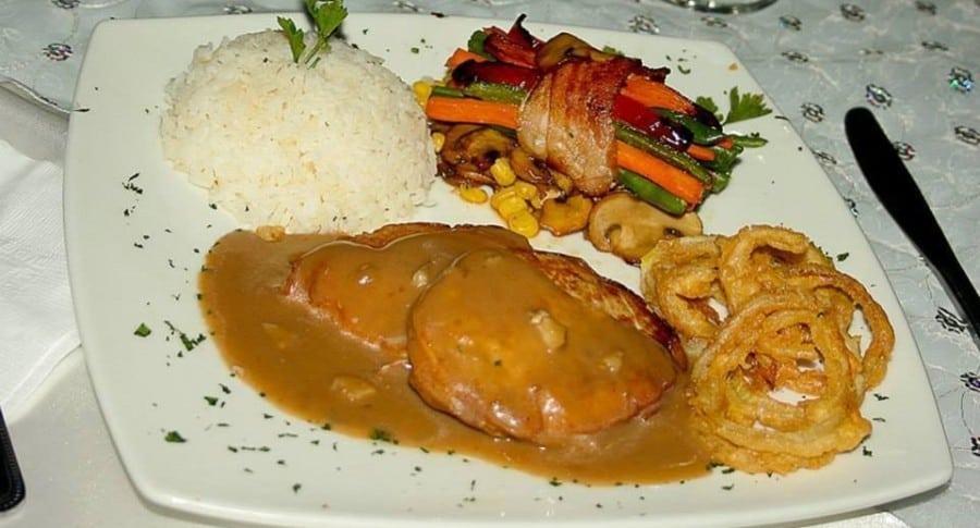 Almuerzos (Sello del Chef)