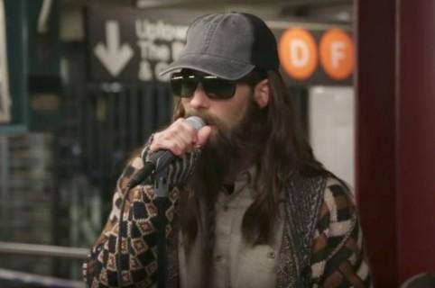 Adam Levine, vocalista de Maroon 5.