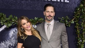 Sofía Vergara y Joe Manganiello