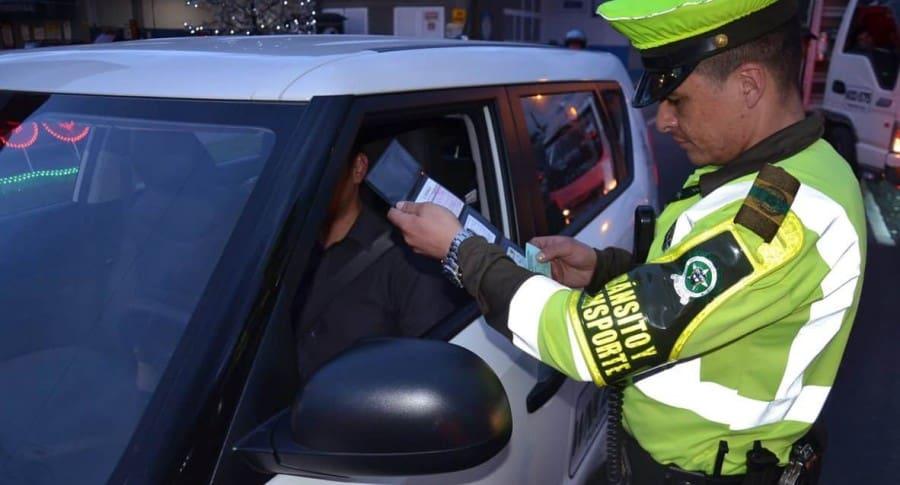 Policiía de Tránsito