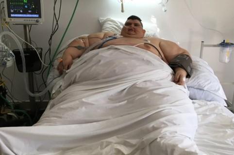 Hombre más obeso del mundo