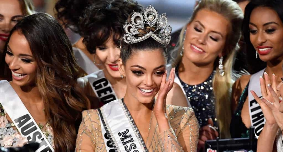 Demi-Leigh Nel-Peters, Miss Universo
