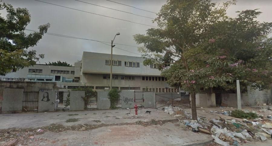 Antiguo Edificio ISS